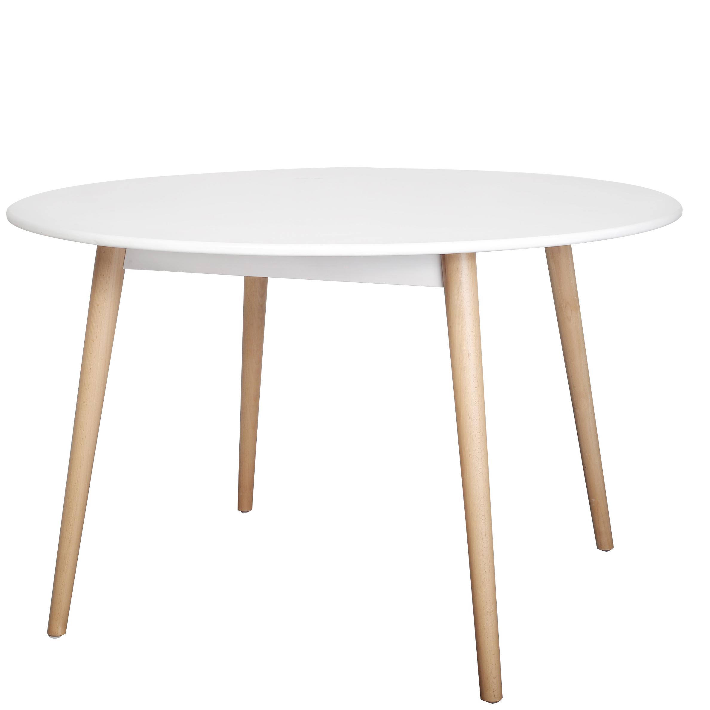圆桌俯视矢量图